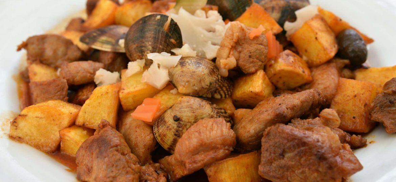 Carne-de-Porco-à-Alentejana